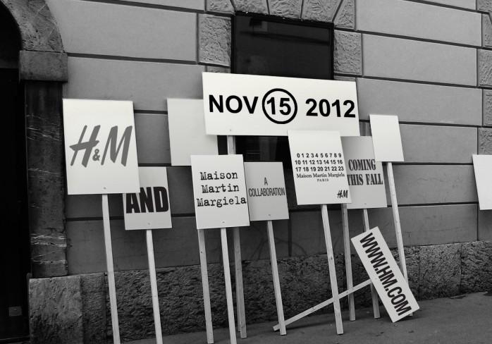 H&M Confirms Maison Martin Margiela Collaboration for November