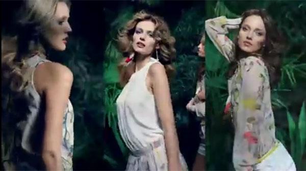 Sponsored Post: Film   Edita Vilkeviciute, Toni Garrn & Karmen Pedaru for H&M Conscious Collection