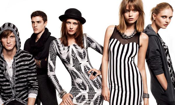 H&M Fall 2010 Campaign | Abbey Lee Kershaw, Karmen Pedaru & Patricia van der Vliet by Daniel Jackson