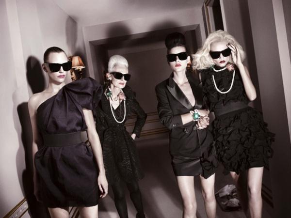 Lanvin for H&M Campaign Preview
