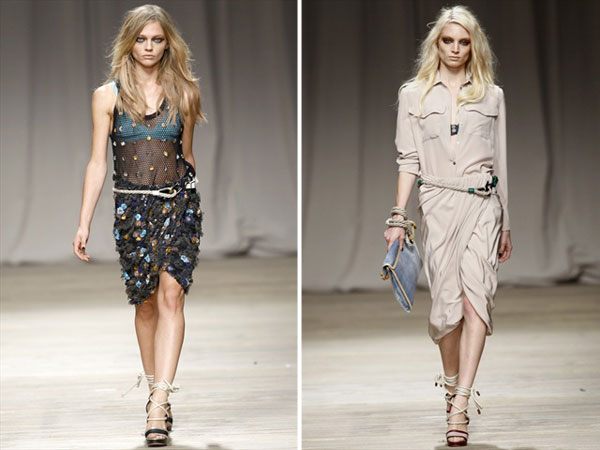 Iceberg Spring 2011 | Milan Fashion Week