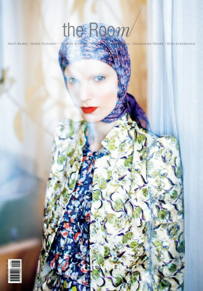 <em>The Room</em> Spring 2010 Cover | Iris Strubegger by Marton Perlaki