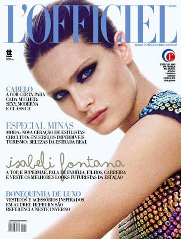 Cover Star | Vogue UK, L'Officiel Brazil & Elle Dutch