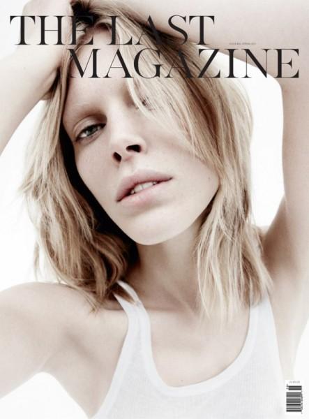 The Last Magazine S/S 2011 Cover | Iselin Steiro by Daniel Jackson