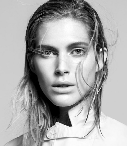 Campaign Preview | Iselin Steiro by David Sims for +J by Jil Sander for UNIQLO Spring 2010