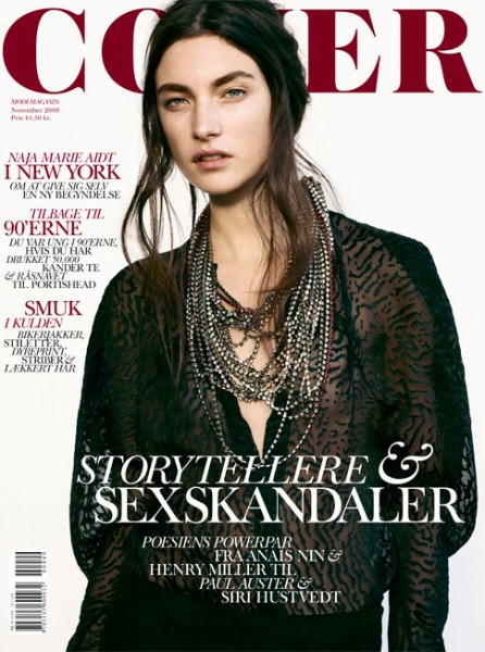 Cover November 2009 – Jacquelyn Jablonski