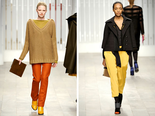 Jaeger Fall 2011 | London Fashion Week