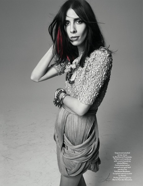 <em>AnOther</em> Spring 2010 | Jamie Bochert by Daniel Jackson