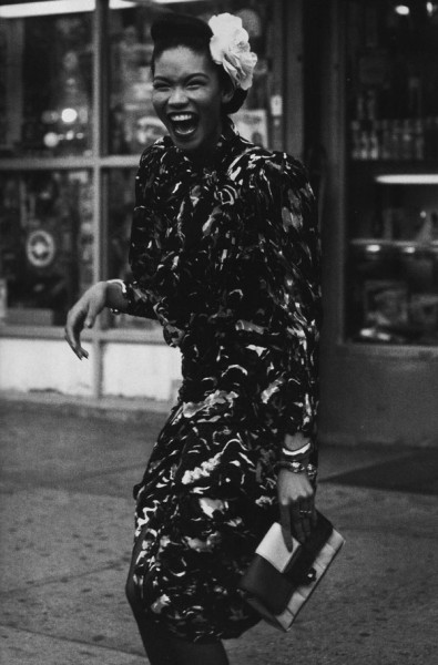 Fashion…And All That Jazz | Arlenis & Chanel by Peter Lindbergh for Harper's Bazaar US