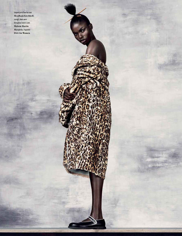 Jeneil Williams for Bon International #18 by Ben Weller