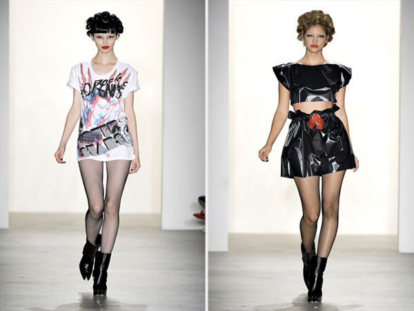 Jeremy Scott Spring 2011 | New York Fashion Week