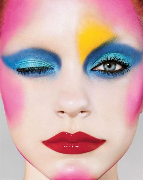 Morning Beauty | Jessica Stam by Richard Burbridge