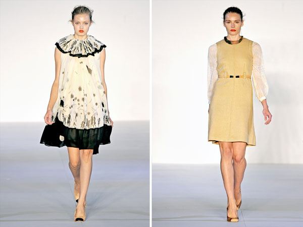 Jill Stuart Spring 2011 | New York Fashion Week