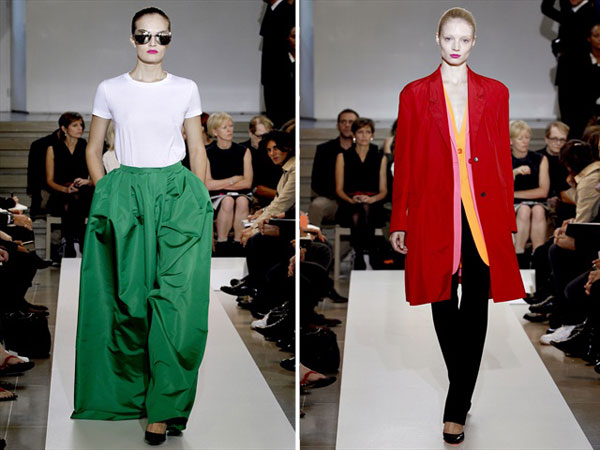 Jil Sander Spring 2011 | Milan Fashion Week