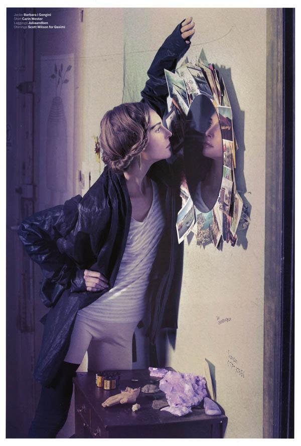 Millicent Nobis by Hans Joachim Schmidt for JNC Magazine