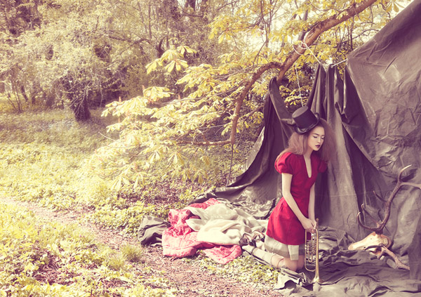 Katharina Minwegan by Benedikt Kranz for JNC Magazine
