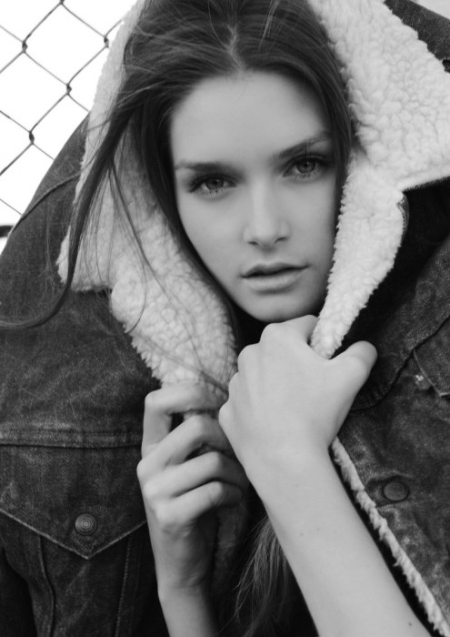 Fresh Face | Johanna Gronholm by Brad Triffitt