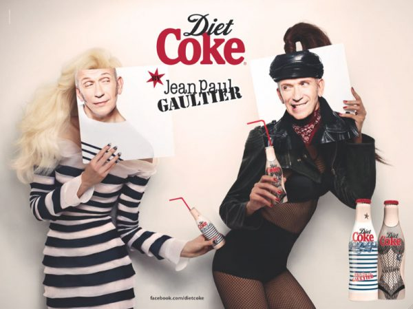 Diet Coke by Jean Paul Gaultier Campaign x Video