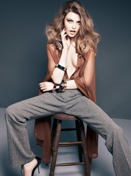 Julie Rode by Andreas Öhlund for <em>DV Mode</em>