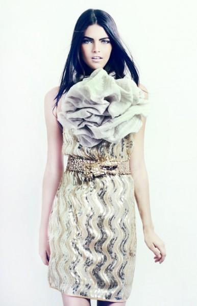 Kamila Hansen by Jonathan Wolpert for Of the Moda #15