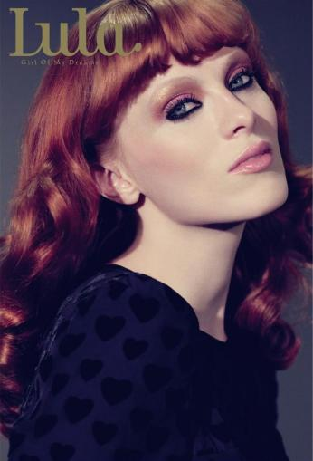 Lula Fall/Winter 09.10 – Karen Elson