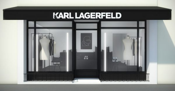 Karl Lagerfeld Heads to St. Tropez for the Summer