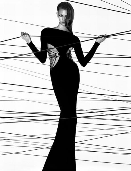 Karlie Kloss by Lachlan Bailey | <em>Numéro</em> #112