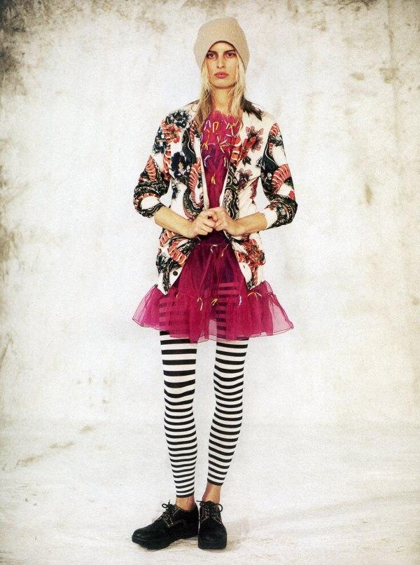 Karolina Kurkova by Chadwick Tyler for Grey S/S 2011