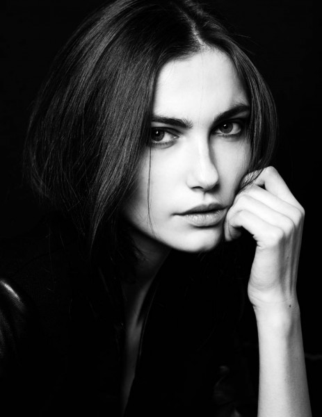 Fresh Face | Kat Zakharchenko by Jurij Treskow