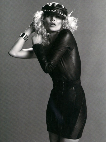 Kate Moss by Inez & Vinoodh for <em>Vogue Paris</em>