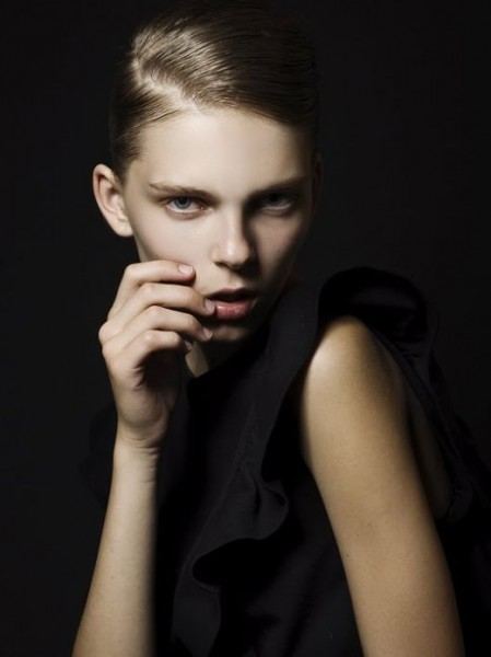Fresh Face | Kate Kosushkina by William Lords