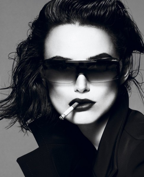 Keira Knightley by Mert & Marcus for Interview April 2012