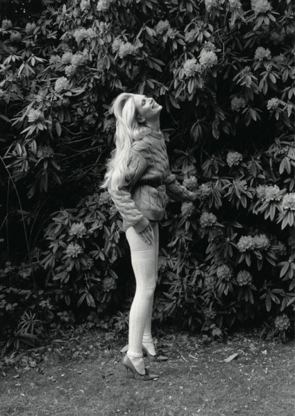 Kirsty Hume by Lina Scheynius for <em>Dazed & Confused</em> July 2010