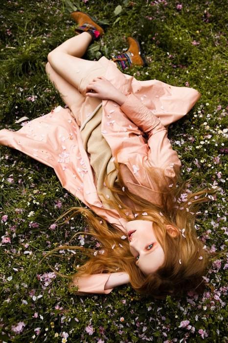 Klara Gro by Cristina Capucci for Urban Magazine May 2012
