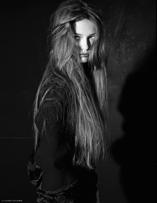 Kristina Romanova by Eric Guillemain in The Longest Night