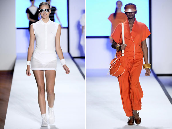 Lacoste Spring 2011 | New York Fashion Week