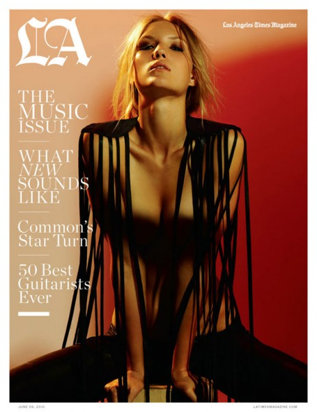 Tori Maisey by Eric Ray Davidson for Los Angeles Times Magazine June 2010