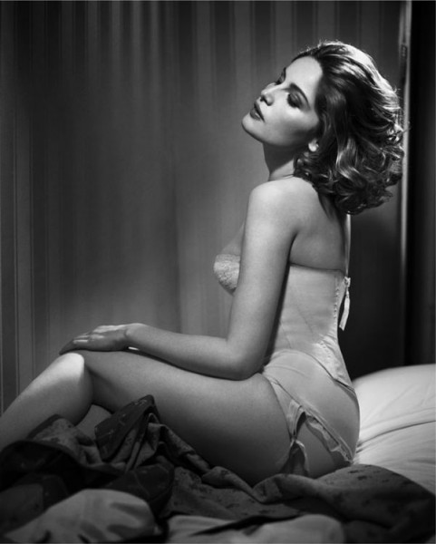 Morning Beauty   Laetitia Casta by Vincent Peters