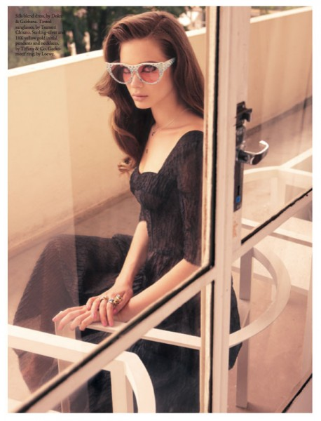 Wee Khim Captures Lana del Rey Inspired Fashions for Style Singapore May