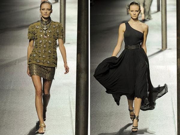 Lanvin Spring 2011 | Paris Fashion Week