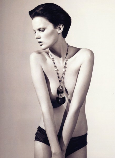 Anna Lundgaard by Laurence Ellis | <em>Mirage</em> Spring 2010