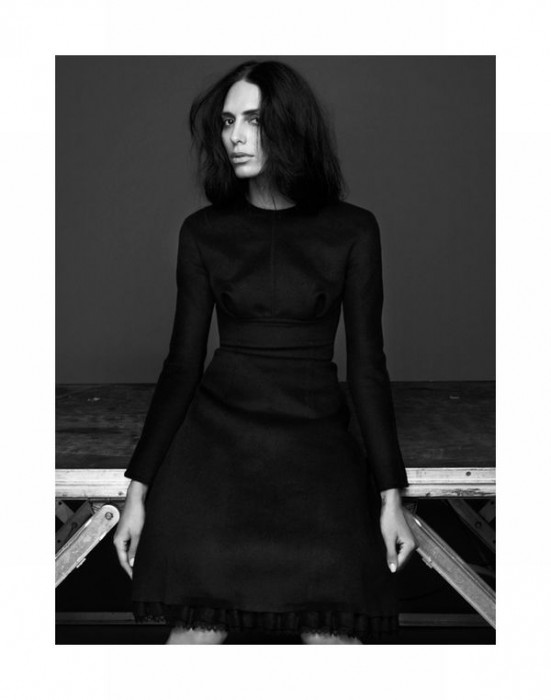 Lea T. by Stefano Moro for The New York Times