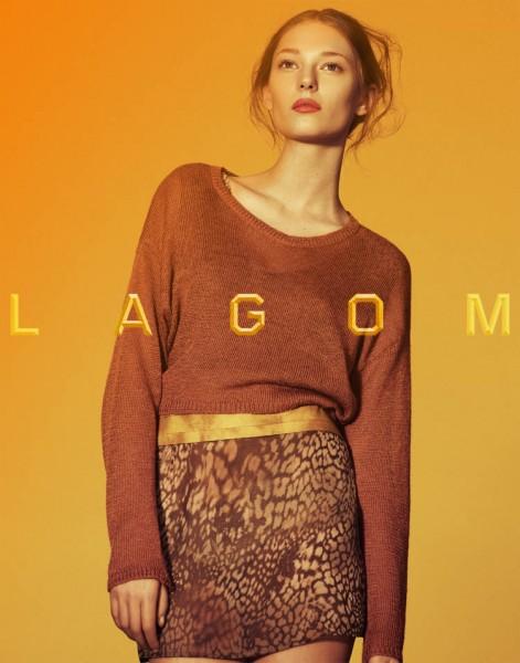 Lagom Spring 2011 Campaign | Johanna J. by Andreas Öhlund