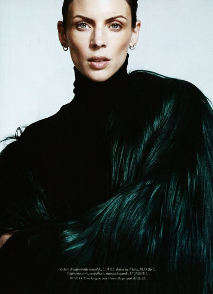 Liberty Ross by Patrick Lindblom for <em>Gioia Magazine</em>