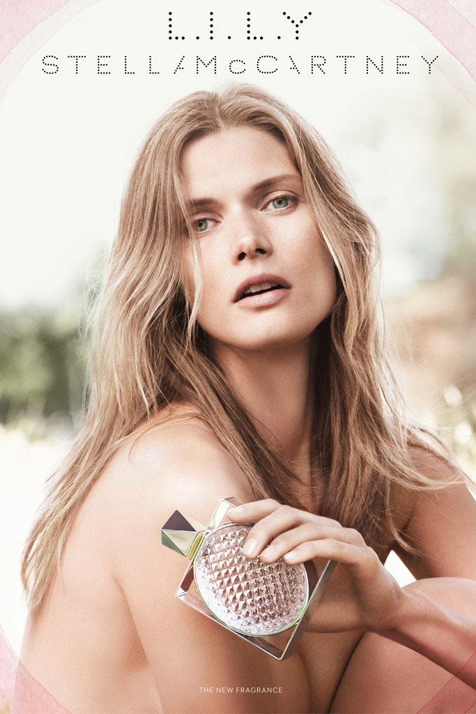"Malgosia Bela for Stella McCartney ""L.I.L.Y"" Fragrance Campaign"