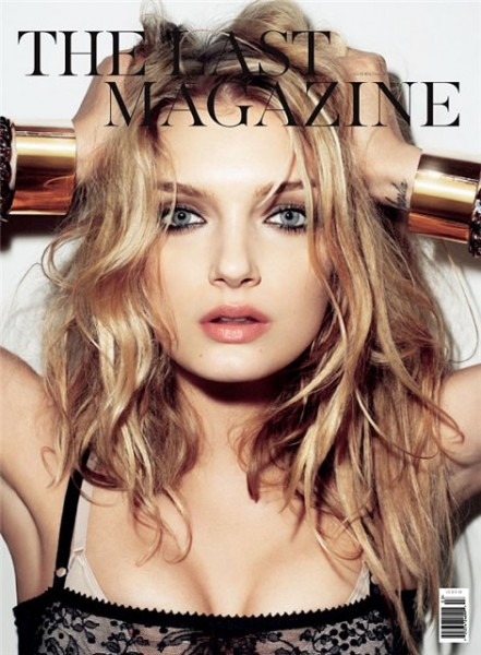 The Last Magazine Fall 2009 – Lily Donaldson by Maciek Kobielski