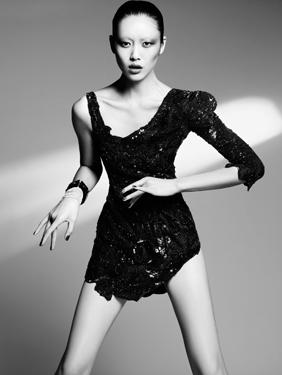 Liu Wen for The Last Magazine