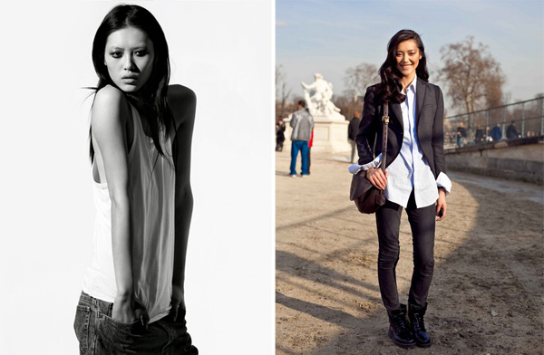 Model of the Month | Liu Wen Interview Part II