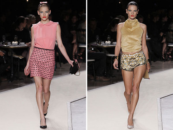 Loewe Spring 2011 | Paris Fashion Week