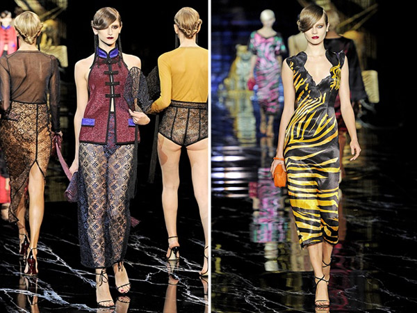 Louis Vuitton Spring 2011 | Paris Fashion Week